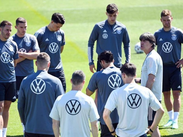 """Fußball-EM: Löws Feinschliff: Durchschlagskraft für """"geile Mannschaft"""""""