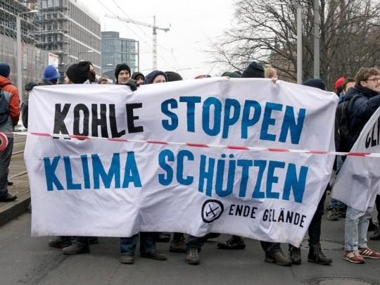 """""""Ende Gelände"""" - Verwaltungsgericht bestätigt Verlegung der Proteste"""
