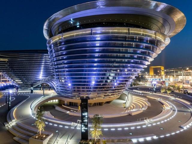 Expo in Dubai: Das ist die Zukunft des Reisens