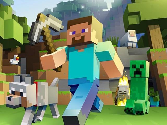 Minecraft: New Nintendo 3DS Edition: Klötzchenbaukasten für den Handheld