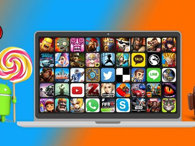 Android Emulatoren für Mac und Windows
