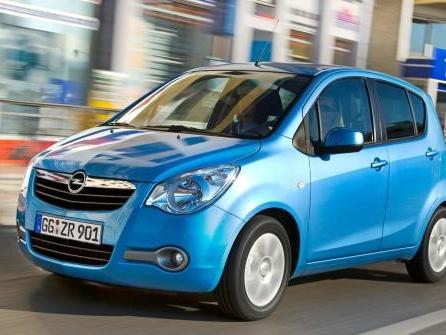 Gebrauchter Opel Agila B: Bremsleitungen und Fahrwerk prüfen