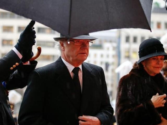 Ein Mann wie ein Volvo: Carl Gustaf von Schweden wird 75