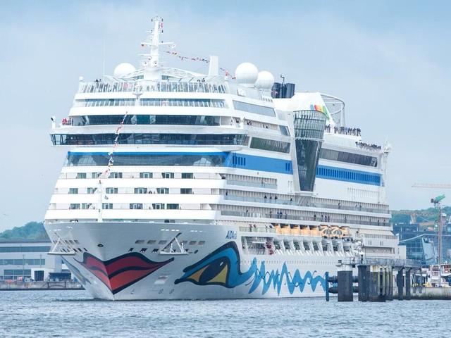 Vorsichtiger Neustart: Aida eröffnet Kreuzfahrtsaison ab Kiel mit Ostseetour