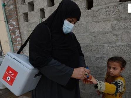 WHO: 80 Millionen Polio-Impfungen wegen Corona verpasst