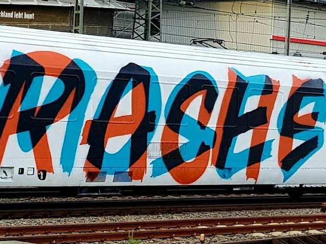 Graffiti Avantgarde Wholecar | Moses & Rache