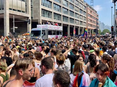 """Kultursenator Lederer will Berlin zur """"queeren Freiheitszone"""" machen"""