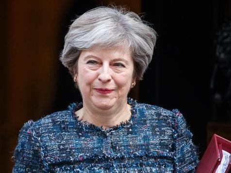 May will der EU angeblich 20 Milliarden Euro für den Brexit zahlen