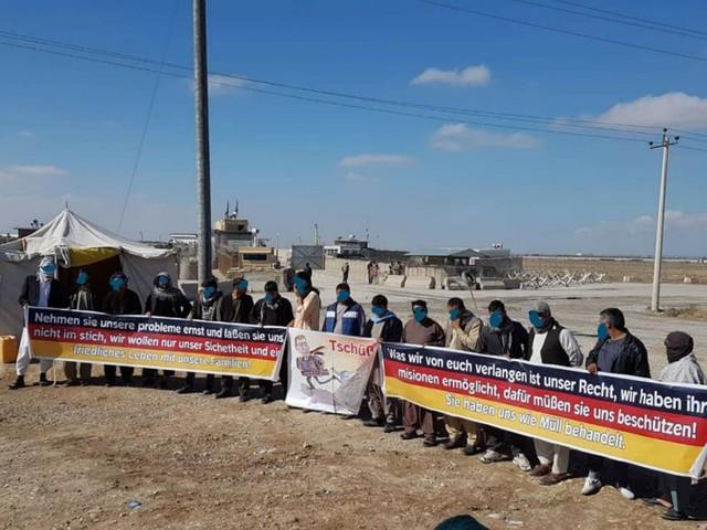 Asyl: Hilferuf aus Masar-i-Scharif