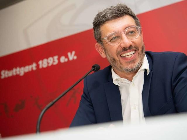 Führungskrise beim VfB Stuttgart: Claus Vogt wendet sich an die VfB-Mitglieder
