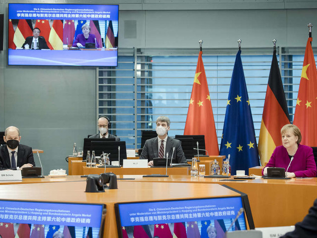 Deutsche China-Politik: Härtere Linie nach der Wahl erwartet - USA dürften aber enttäuscht werden