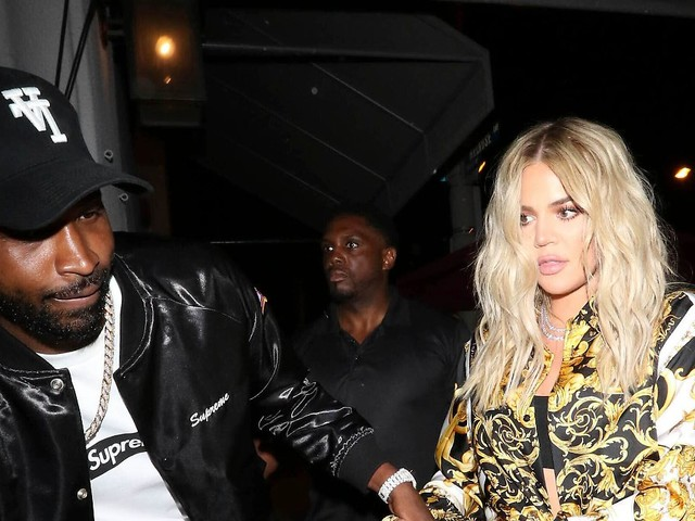 Nach Versöhnung mit dem Ex: Khloé Kardashian ist schon wieder Single