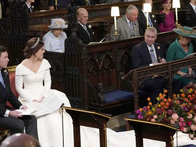 Eugenies Mutter: Das war der rührendste Moment der Hochzeit