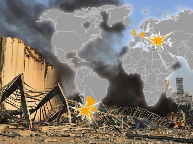 Das explosive Netzwerk der Hisbollah