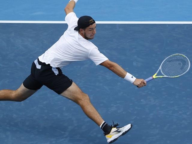 Olympisches Tennisturnier: Struff scheitert an Djokovic – Zverev weiter