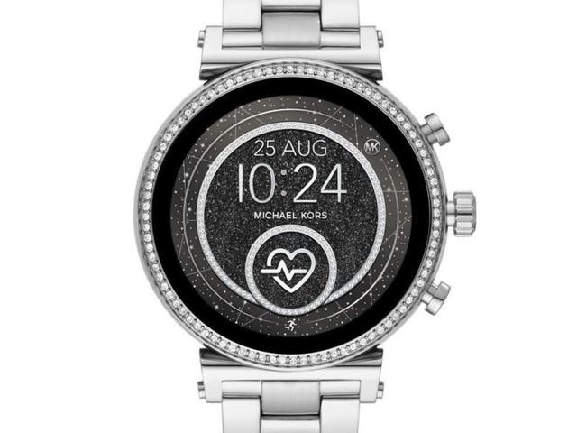 a387d719c04b1 Neue Uhren mit Wear OS  Michael Kors Access Sofie und Kate Spade Scallop 2