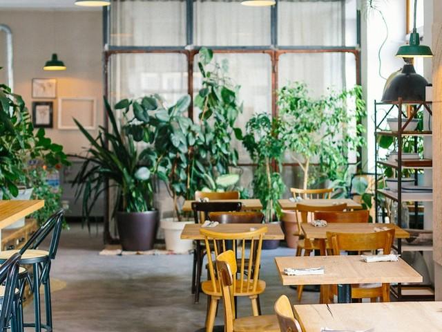 """In Berlin hat das erste """"Zero Waste""""-Restaurant eröffnet"""