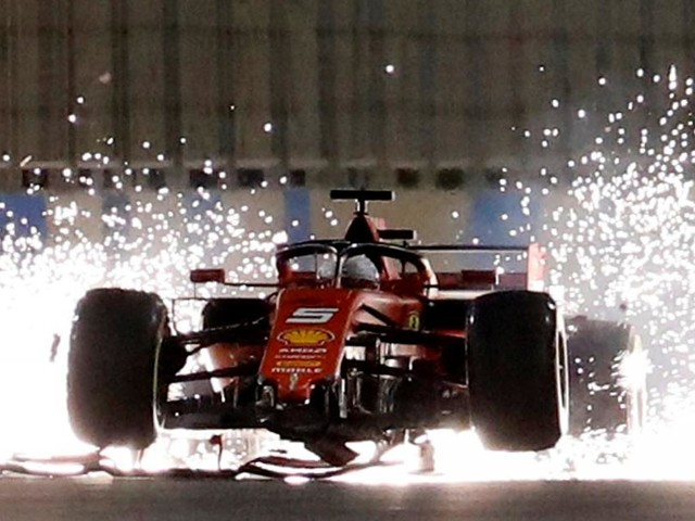 Mercedes profitiert vom Ferrari-Drama in Bahrain