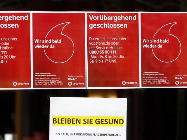 Bundesweite Störung: Vodafone meldet großflächigen Netzausfall