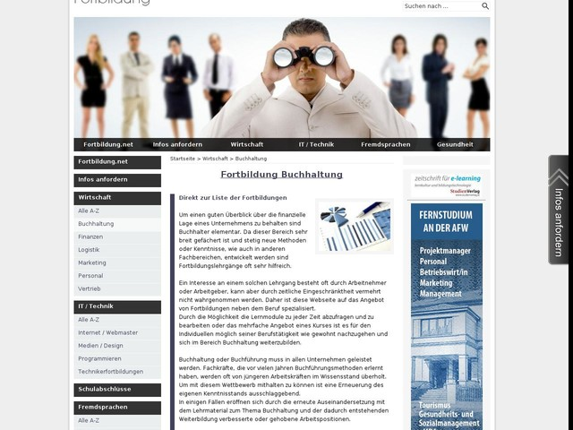 Fortbildung Buchhaltung   Fortbildung.net