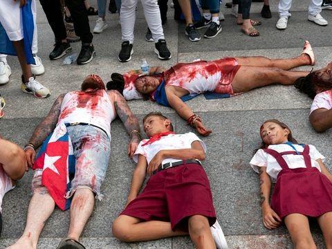 US-Außenpolitik: Unruhen in der Karibik sind Drahtseilakt für Biden