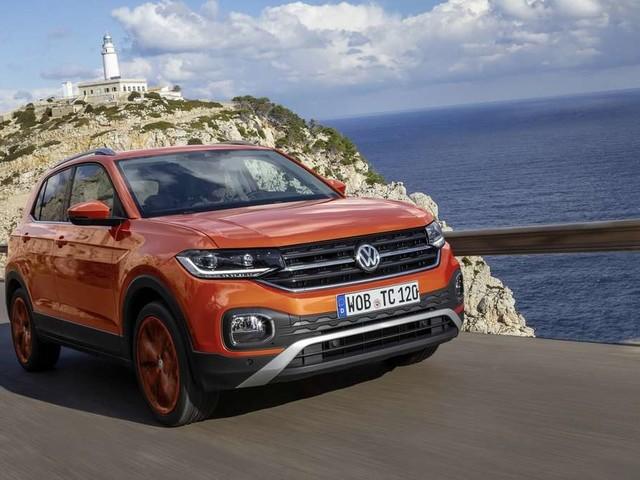 Im Alltagstest: VW T-Cross 1.0