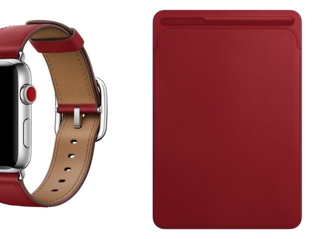 Apple stellt neues (Product)RED Zubehör vor