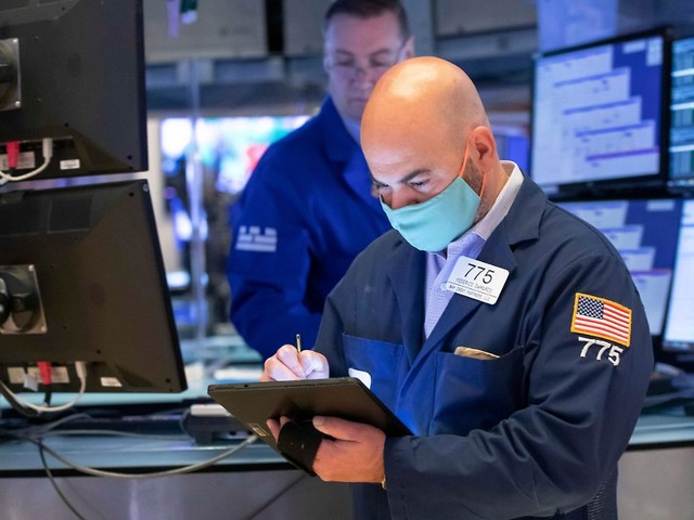 3,4 Prozent Inflation erwartet: Wall Street steckt in der Warteschleife
