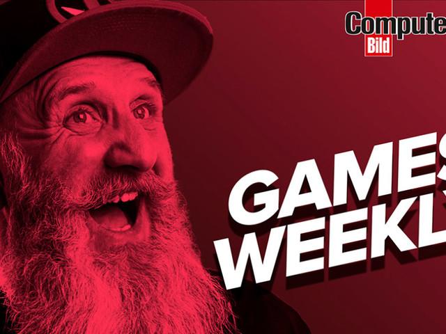 Games Weekly: Cyberpunk-2077-Talk mit Jan Michelsen