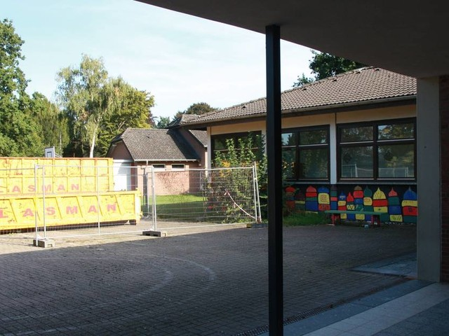 Verzögerung: Die Grundschule Loverich wird wohl erst 2022 fertig