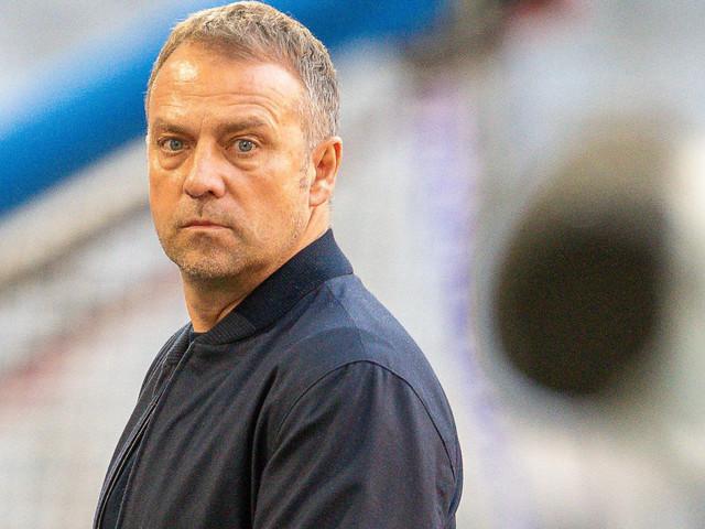 FC Bayern gegen Gladbach: Gerieten Hansi Flick und Max Eberl aneinander?