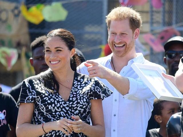 Herzogin Meghan + Prinz Harry: Name ihres Hundes endlich verraten! Diese Bedeutung trägt er