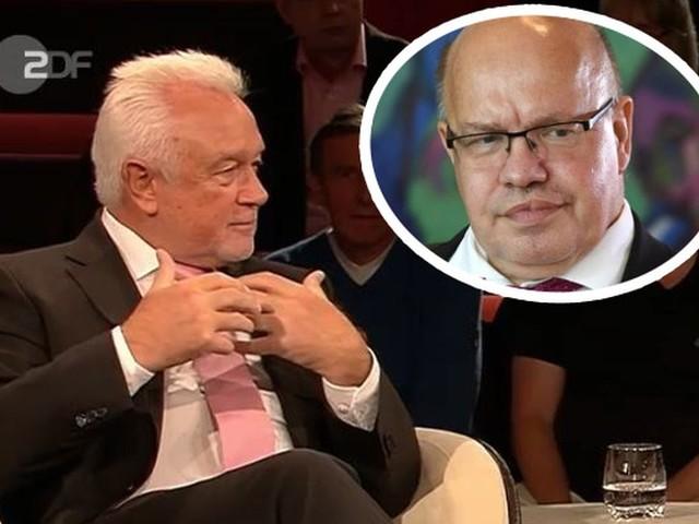 FDP-Mann Kubicki wirft CDU-Wirtschaftsminister Altmaier bei Lanz Lügen vor