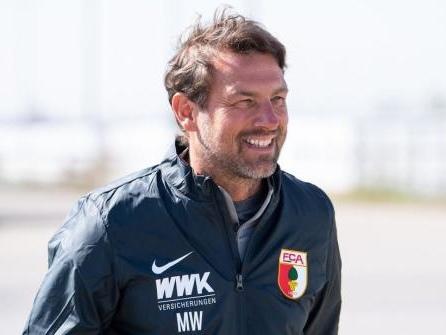 Trainer Weinzierl hofft beim FCAugsburg auf ein Sextett