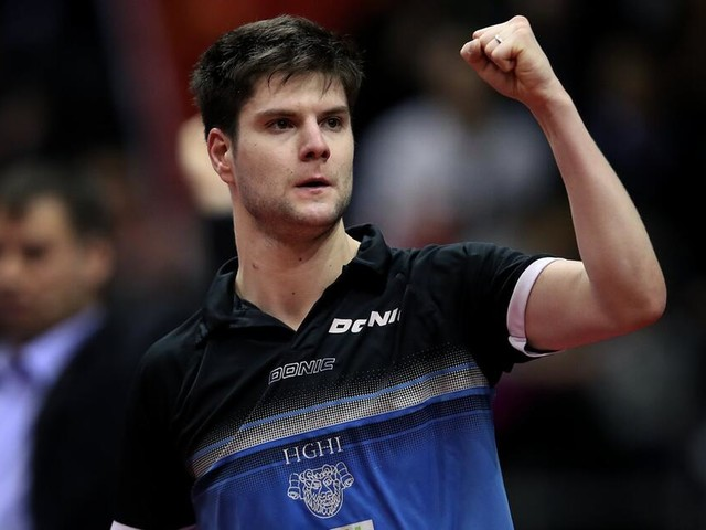 Tischtennis: Dimitri Ovtcharov wird Weltranglisten-Erster