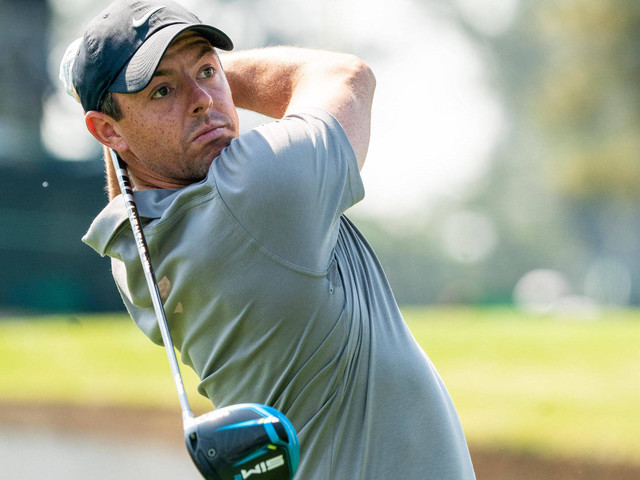 Golf: Profi Rory McIlroy trifft Vater bei Masters in Augusta | Video