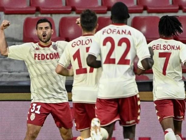 Ligue 1: Volland trifft bei Monaco-Sieg gegen St. Etienne