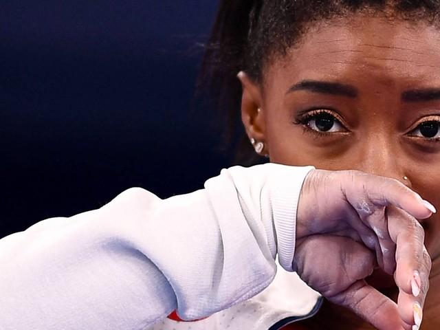 Olympia-Finale: Das rätselhafte Aus von Turnstar Simone Biles