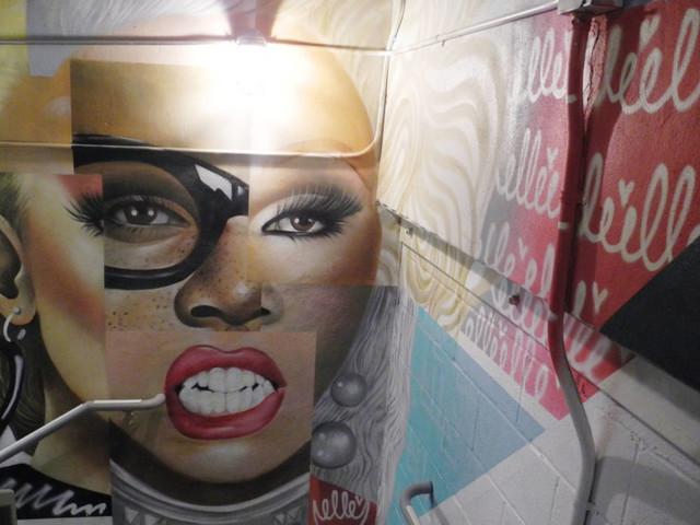Nach Abriss vom 5Pointz: New Yorker Treppenhaus wird zum neuen Graffiti-Zentrum