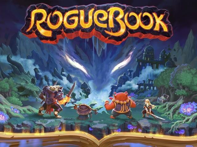 Roguebook: Roguelike-Deckbuilder der Faeria-Macher auf Kickstarter