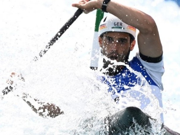 Nächste Kanu-Medaille: Aigner gewinnt erneut Bronze im Slalom