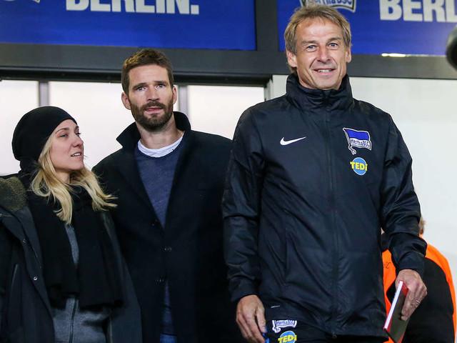 Jürgen Klinsmann neuer Hertha-Trainer - Es gab auch Kontakt zu Jogi Löw