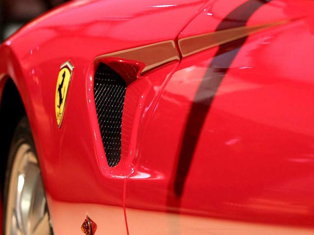 Dieser Ferrari ist ein richtiges Schnäppchen - hat aber einen gewaltigen Haken