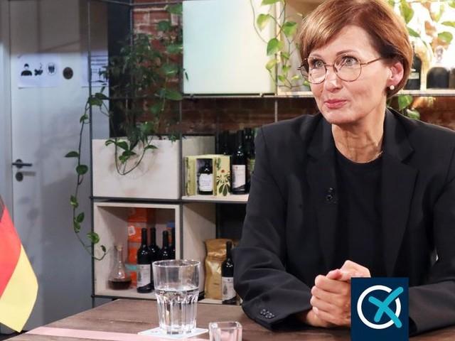 """FDP-Spitzenkandidatin Stark-Watzinger zur Bundestagswahl: """"Wir regieren, wenn wir etwas verändern können"""""""
