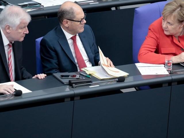 """""""Das bedeutet Stillstand"""": Deutsche Wirtschaft verliert Geduld mit der Regierung"""