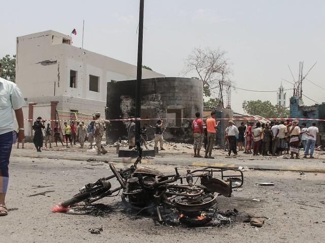 Gefechte im Jemen: Separatisten nehmen Präsidialpalast ein
