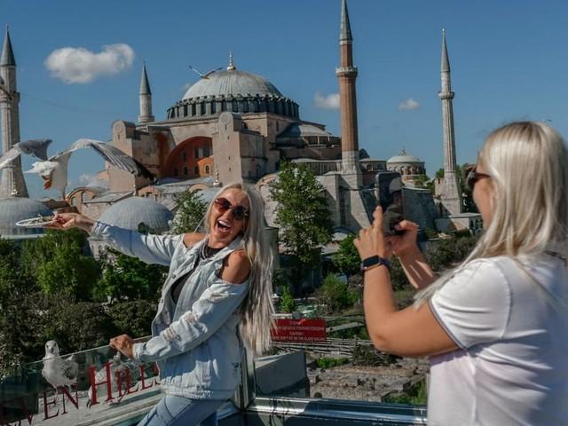 Unmut in der Türkei: Touristen vom harten Lockdown ausgenommen