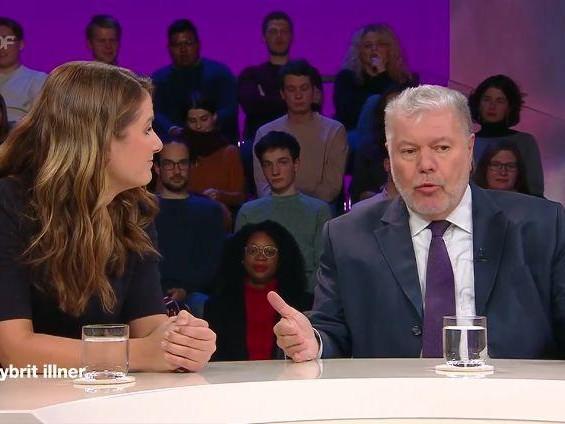 """Kurt Beck poltert bei Maybrit Illner: """"Ich finde das schwer erträglich"""""""