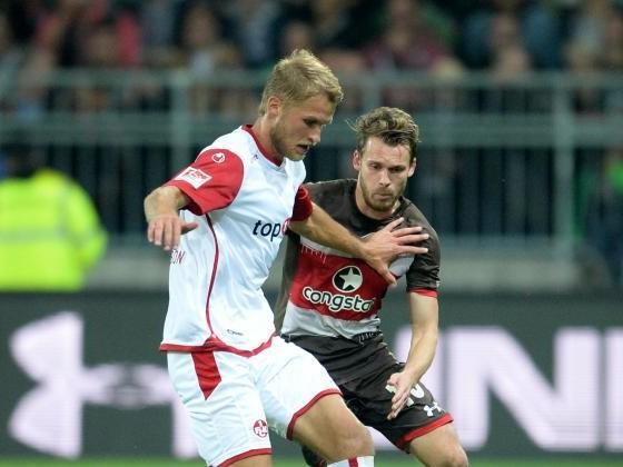 St. Pauli erreicht nur ein 1:1 gegen Kaiserslautern