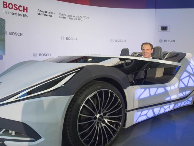 Selbstfahrende Autos: Bosch kooperiert mit Baidu